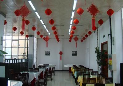 Nhà ăn của sinh viên quốc tế